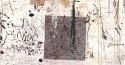 <b>Musicales - 20x9 cm - 1999</b><br>Técnica: collage y serigrafia (múltiples tintas) sobre papel encolado<br>Edición: pieza única