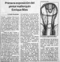 <b>Maneu 2</b><br>G. Soler Summers en Diario de Mallorca del...
