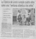 <b>Palma la fabrica 2006</b><br>Lourdes Duran para Diario de Mallorca del 9 de junio de 2006